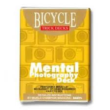Bicycle Gaff Deck Uspcc by Miles Retail Comes With Smiles
