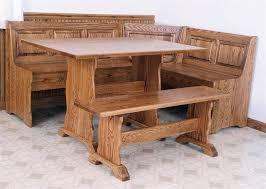 free woodworking plans breakfast nook
