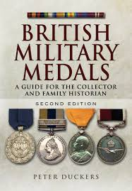 Military Awards And Decorations Records by British Military Medals A Guide For The Collector And Family