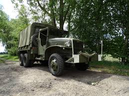 100 7 Ton Military Truck SOLD 1943 GMC CCKW 352 Lot With Winch BAIV BV