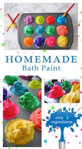 Bathtub Fingerpaint Soap Recipe by Homemade Bath Paint Bubble Bath Homemade Bath Paint And Bubble