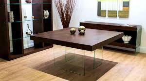 Design Dining Room Furniture Etendable Square Table Unique