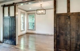 Dining Room Barn Doors Interior Door Ideas Design
