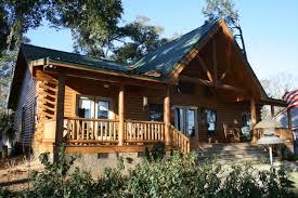 The Spring Creek Log Home