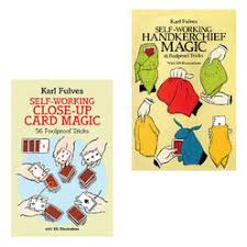Set Selfworking Handkerchief 61 Magic Acts Close Up Card