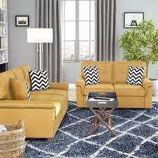 winston porter mathias 2 living room set reviews