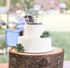 30 Succulent Wedding Cake Idea 2015s Hottest Trend Woodsy Cakes