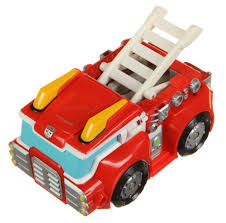 Transformable Rescue Bots Heatwave The Fire-Bot (Transformers ...