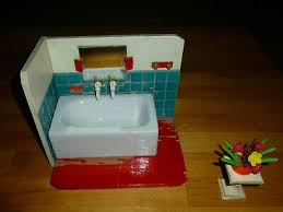 60er jahre ddr badezimmer badmöbel keramik holz für