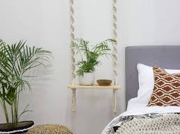Macramé Hanging Shelf | Home Storage | Mocka AU Shop Silver Orchid Boland 6piece Bedroom Fniture Set On House Bed Kids Mocka Nz Buy King Beds Online At Overstock Our Best Deals Master Ava 5piece Free Shipping Wade Logan Lowrey Platform 5 Piece Reviews Wayfair Style File Of The Work Interior Designer Emma Sims Hilditch Cane Chair Back Ding Chairs In Black Blue Green And Natural 10 Best Dressing Tables The Ipdent Sets Lark Manor Arthurs Panel Majestic Country Home United Kingdom