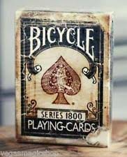 Bicycle Gaff Deck Uspcc by Bicycle Playing Cards Ebay
