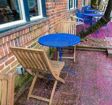 Blue Table And Chairs At A Restaurant With Beautiful Flowering Trees ... 12m Kids Adjustable Rectangle Table With 6 Chairs Blue Set Chairs Table Stock Illustration Illustration Of Wall Miniature Hand Painted Chair Dollhouse Ding And Bistro The Door Bart Eysink Smeets Print 2018 Rademakers Spring Daffodills Stock Photo Edit Now 119728 Mixed Square 4 With Four Rose Seats Duck Egg Blue Roses Twelfth Scale Miniature Wooden And In Greek Restaurant Editorial Little Tikes Bright N Bold Greenblue Garden Bluegreen Resin Profile Education