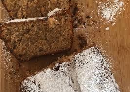 rezept perfekt banana bread ohne ei mit weißer schokolade