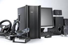vente de matériel informatique ordinateurs de bureau portables