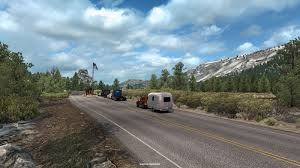 SCS Software's Blog: Tioga Pass