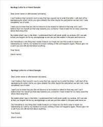 Apology Letter Templates in Word 31 Free Word PDF Documents