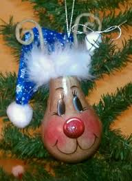 Tubular Light Bulb For Ceramic Christmas Tree by 51 Best Altered Light Bulbs Images On Pinterest Snow