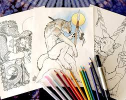 OMG Coloring Books By Goldenwolf On DeviantArt