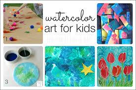Watercolor Art For Kids 2 1