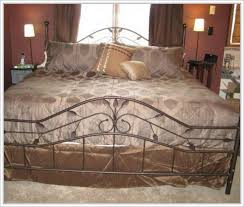 Spindle Headboard And Footboard by Incredible Headboard And Footboard Frame King Bed With Regarding