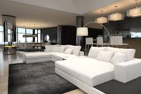 Modern Living Room Couch The Holland Create Pleasant Modern