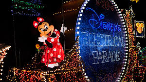 Main Street Electrical Parade ing to Disneyland Park for a