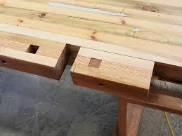 Wooden Bench Vise Plans by 24 Lastest Woodworking Bench End Vise Egorlin Com