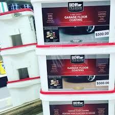 Behr Garage Floor Coating by Misra Imports Home Facebook