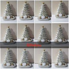 Christmas Xmas Tree GRAVE Memorial Ornament ALL KINDS MUM DA Flickering Tealight
