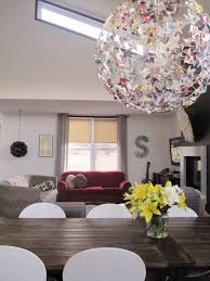 Living Room Lighting Ideas Ikea by 10 Ways To Customize The Ikea Maskros Pendant Light Paper