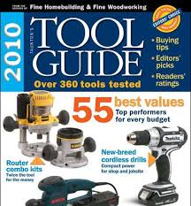 tool guide 2010 finewoodworking