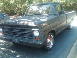100 Rat Rod Truck Parts My 1968 Ford F100 Longbed 1968 Ford F100 Long Bed
