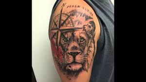 55 Amazing Nature Tattoos