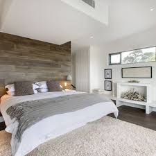 Glorious Rustic Bedroom Ideas For Master Interior Style Sleek Contemporary Design Applied Floating Bed And Cream Carpet On Darkwood
