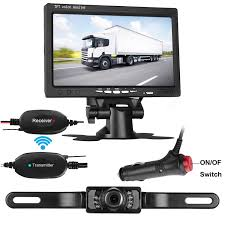 Best Rated In Vehicle Backup Cameras & Helpful Customer Reviews ... 7inches 24ghz Wireless Backup Camera System For Trucks Ls7006w Zsmj And Monitor Kit 9v24v Rear View Cctv Dc 12v 24v Wifi Vehicle Reverse For Cheap Safety Find 5 Inch Gps Backup Camera Parking Sensor Monitor Rv Truck Winksoar 43 Lcd Car Foldable Wired 7inch 4xwaterproof Rearview Mirror 35 Screen Parking C3 C4 C5 C6 C7 Corvette 19682014 W 7 Pyle Plcmdvr8 Hd Dvr Dual Best Rated In Cameras Helpful Customer Reviews Three Side With