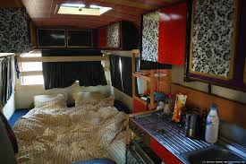 Image Gallery Of Photos 20 House Van Interior On Homemade Camper Pinterest