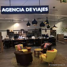 Travel Agency In El Corte Ingles Department Store Alicante Spain