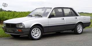 A Car For Every Occasion The Peugeot 505 GTI