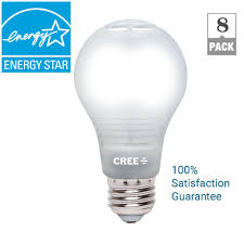cree 60w equivalent daylight a19 dimmable led light bulb with