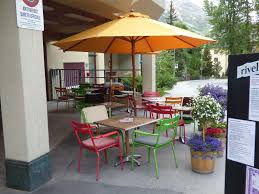 Via Dal Bagn, St Moritz - Bobby's Pub - Tables And Chairs ...
