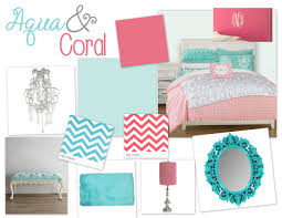 aqua coral bedroom guest bedroom color scheme have the coral