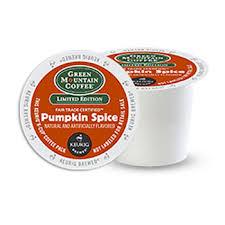 Dunkin Pumpkin Spice K Cups by Buy Green Mountain Pumpkin Spice K Cups