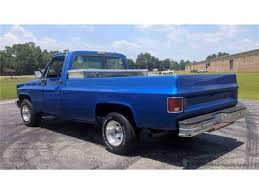 100 1986 Chevy Trucks For Sale Chevrolet Pickup For Sale In Hope Mills NC 1GCDC14H2GS160054