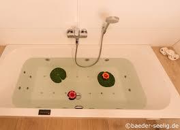 whirlpool badewanne für kleine und große bäder bäder seelig