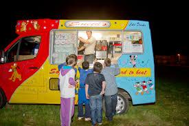 100 Ice Cream Truck Prices Van Van Hire Mobile Vans Ireland