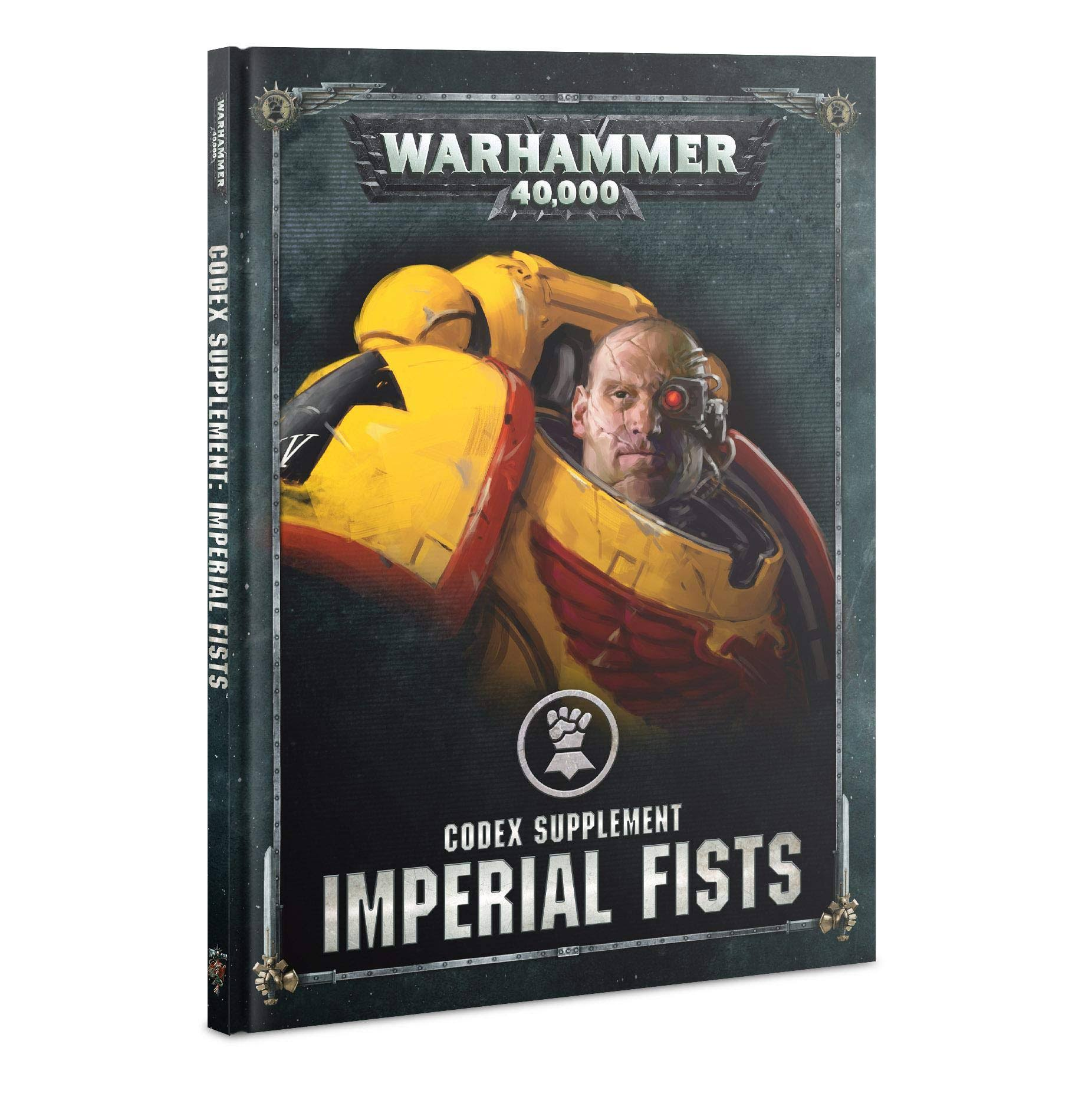 Warhammer 40K: Codex - Imperial Fists