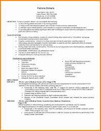 Nurse Resume Examples Elegant Er Rn Ketek Jobs And