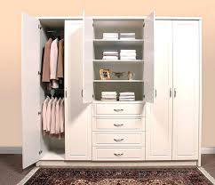 Wardrobe Closet With Shelves Wardrobe Closet With Shelves Wardrobe