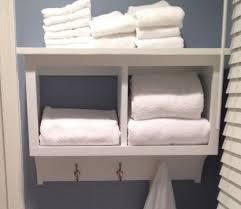 handtuch rack cubby wand regal badezimmer display rack 2 cubby wand aufbewahrungsregal bad handtuch lagerung mit haken garderobe mit regal