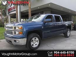 100 Truck Accessories Jacksonville Fl Used 2015 Chevrolet Silverado 1500 4WD Crew Cab 1435 LT W